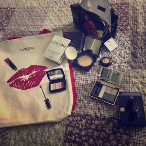 Other - Makeup and two bags